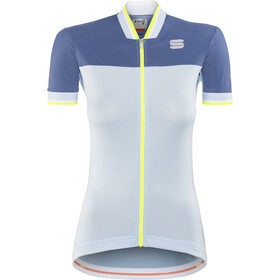 Sportful Grace Jersey Donna, blue sky/blue twilight